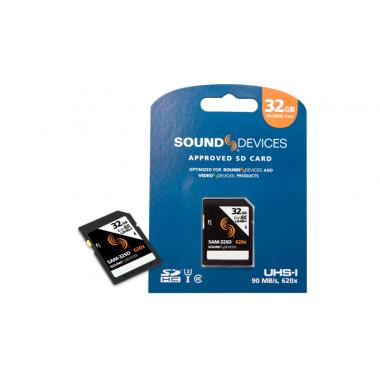 Sound devices SAM-32SD